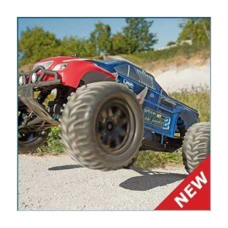 Coche LRP EP 1/10 S10 B MT 2 RTR 4WD 2.4GHz
