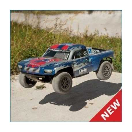 Coche LRP EP 1/10 S10 B SC 2 4WD RTR 2.4GHz