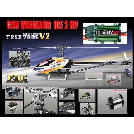 T-REX 700E F3C V2 SUPER COMBO