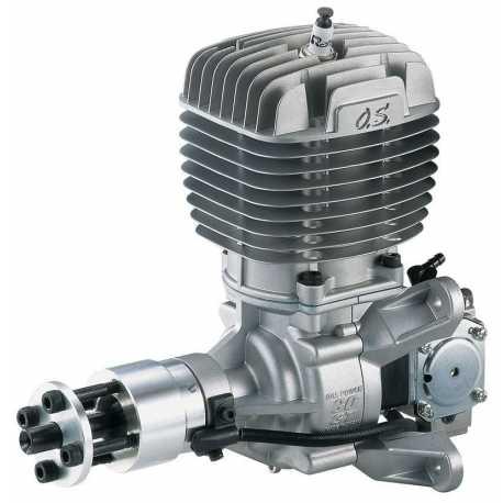 Motor GT60 gasolina c/escape