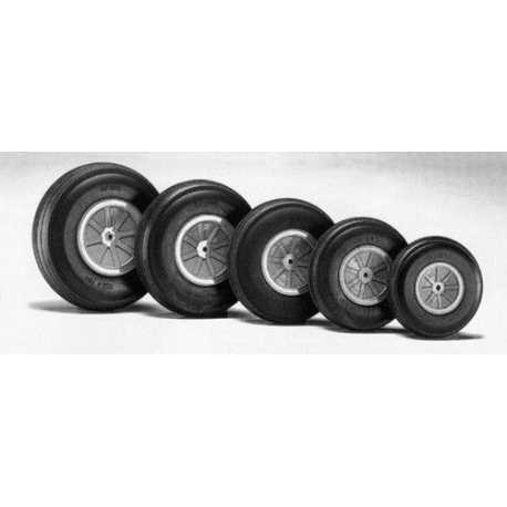 Grande rueda de 127mm