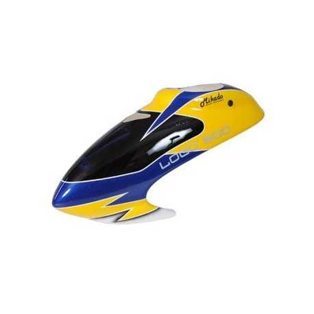 Yellow flash Canopy LOGO 500