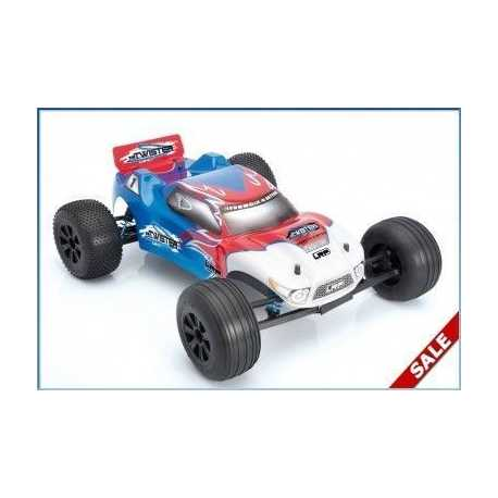 Coche LRP EP 1/10 S10 TW TX 2WD RTR 2.4G