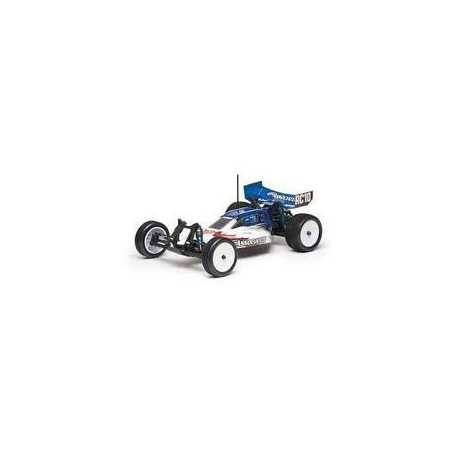 RC10B4.1 BUGGY 1/10 2WD RTR 2.4GHZ ESCOBILLAS