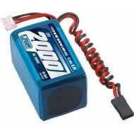VTEC LiFePo 2000 RX-Pack 2/3A Hump - RX-only - 6.6V