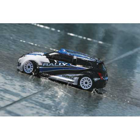 Coche 4WD RALLY RTR 1/18