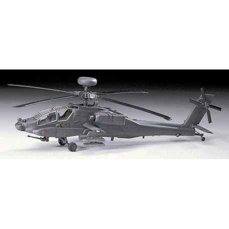 HW E6 1:72 AH-64 APACHE LONGBOW