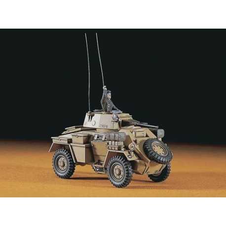 HW MT25 1:72 ARMOURED CAR HUMBER MK II