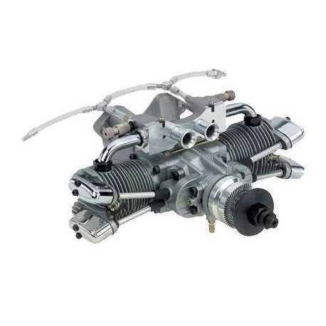 Motor Saito Bicilindrico FA-182TD (Consultar Precio)