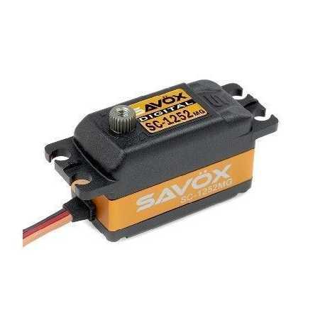 Savox digital servo SC-1252MG