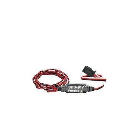 Sensor de tensión Externo voltaje SBS-01V