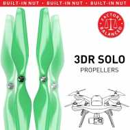 Helice Multirrotor 10x4,5 Prop C Set x4 Verde 3DR SOLO Built-in Nut