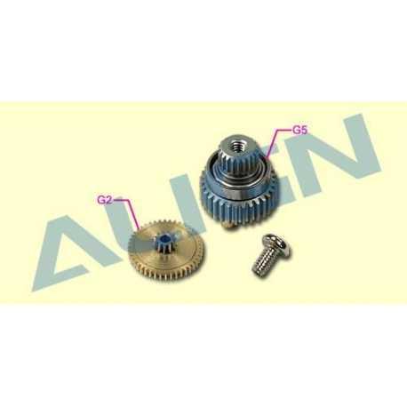 DS410 Servo Gear Set HSP41033