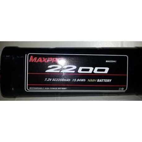 Maxpro Ni-MH SC 7,2V 2200mAh