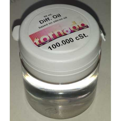 Aceite Silicona 100.000 CST con tapa