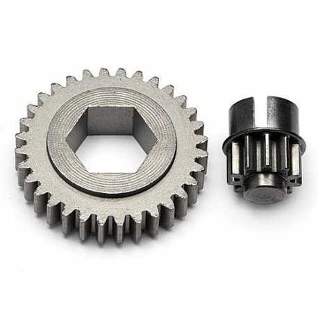 GEAR SET FOR ROTO START BACK PLATE UNIT