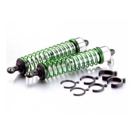 AMORTIGUADORES TRASEROS Big Bore de aluminio para 1/8