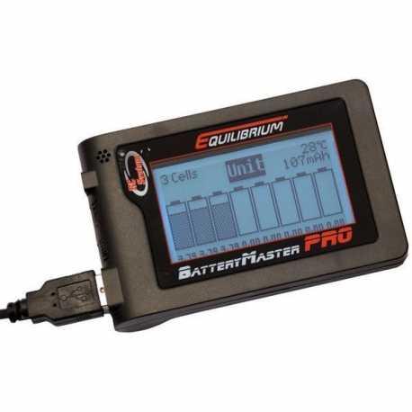 Comprobador Battery Master PRO