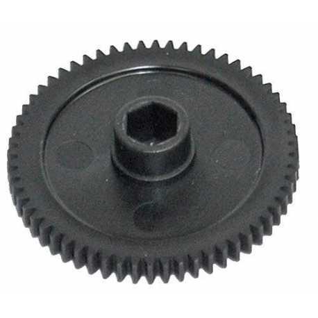 18T Spur Gear/Drive, 55T
