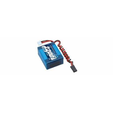 Batería 7,4V-2200mAh LiPo RX 3x2 pequeña
