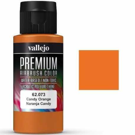 Pintura Vallejo Premium Naranja Candy 60ml