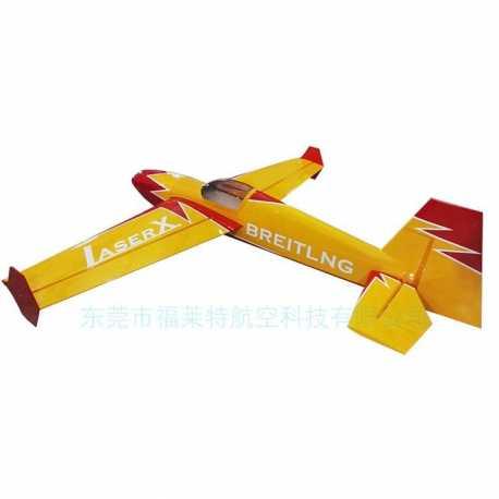 laserx 580 60cc 3D gasoline