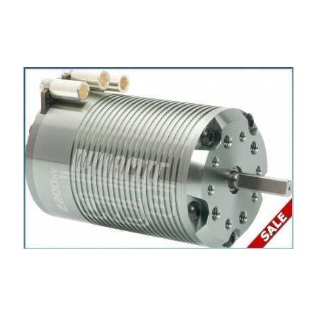 Dynamic 1/8 Brushless Motor 2200kV