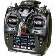 GRAUPNER MZ-16 HOTT 16-CHANNEL REMOTE CONTROL