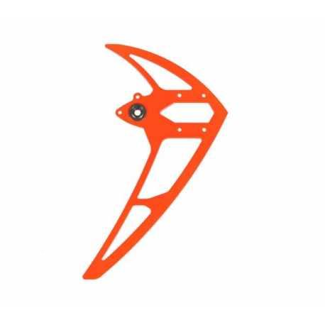 Vertical stabilizer neon-orange, LOGO 550
