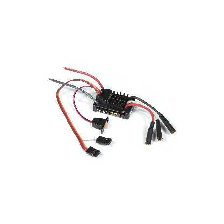 Mamba Micro X - 1-18 Extreme Car Controller - Waterproof - Telemetry Capable - 2-3S