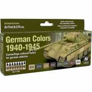 Set Model Air AFV German WWII 1940-45 8c