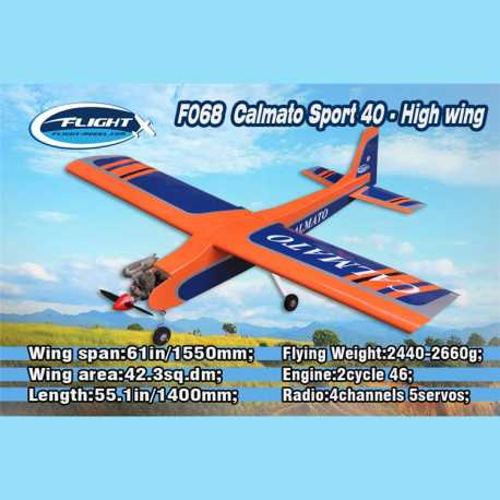 Calmato-46 down-wing