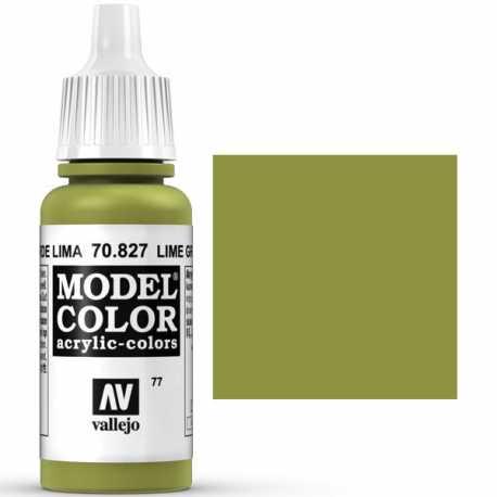 Model Color Verde Lima 17ml
