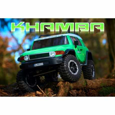 Crawler CR3.4 KHAMBA BLUE RTR