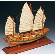 Barco Basura pirata china 1:100