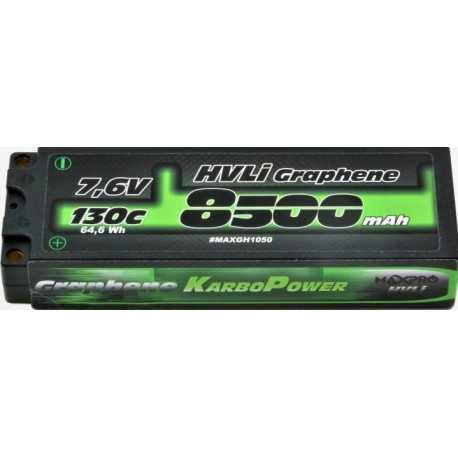 MAXPRO Li-Po 150C 7.6V 8500mAh 3S