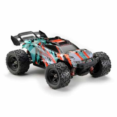 Scale 1:18 4WD High Speed Truggy, 2,4GHz Green