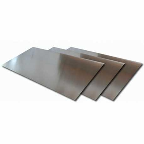 Plancha de aluminio 400x200x0,3mm