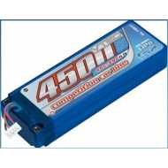 Batería 11,1V-4500mAh LiPo 40C/80C C.dura