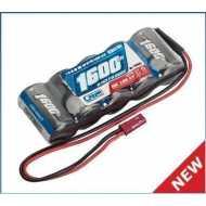 Batería 6,0V-1600mAh NiMH 2/3A XTEC RX - BEC - recta
