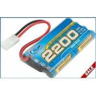 Batería 9,6V-2200mAh NiMh AA Runtime Tuning Pack