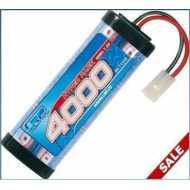 Batería 7,2V-4000mAh NiMh Hyperpack