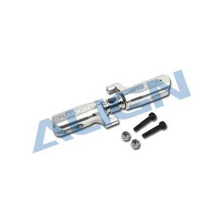 V2 Metal Tail Rotor Holder / Silver