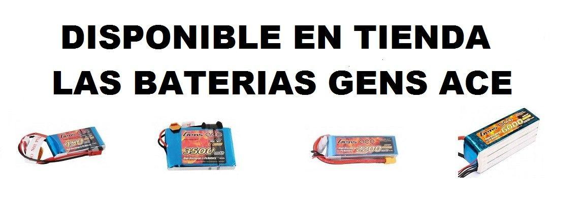 Baterias Gens ace