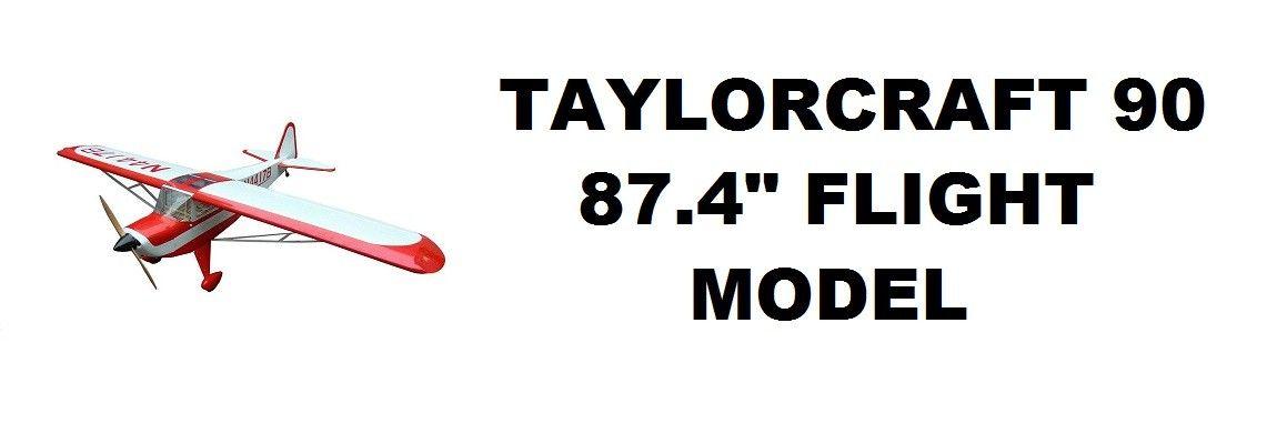 """Taylorcraft-90 87.4"""""""