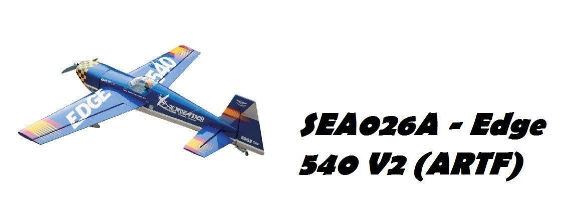 Edge 540 V2 (180) Blue