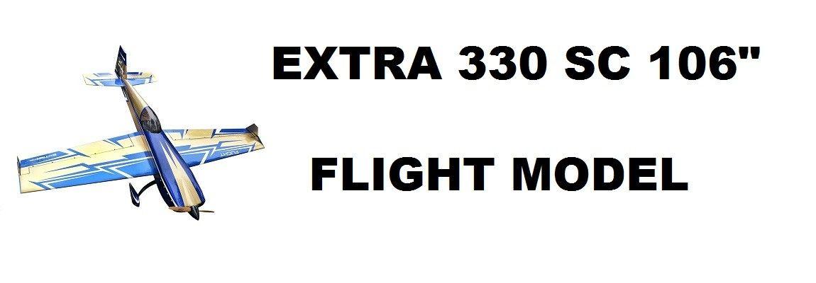 "Extra 330SC 106"" G"