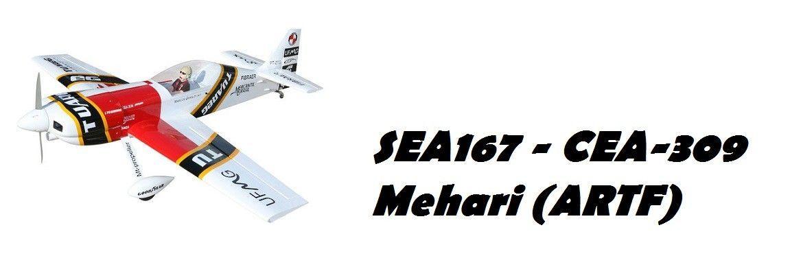 CEA 309 MEHARI AEROBATICS