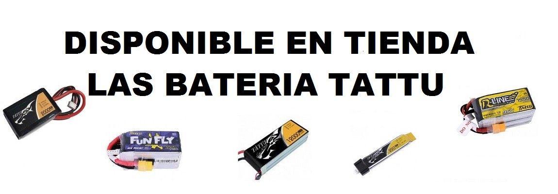 Baterias Tattu